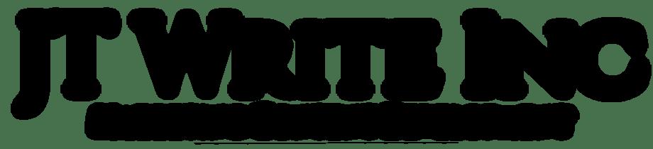 JT Write Inc. Logo